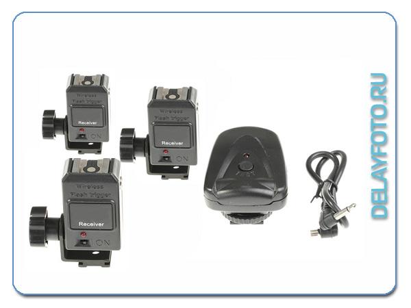 комплект радиосинхронизаторов