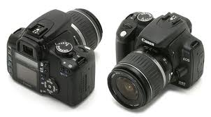 Моя фотокамера Canon eos 350d