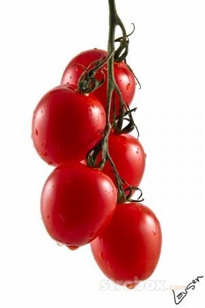Фотографируем помидорки - световая схема