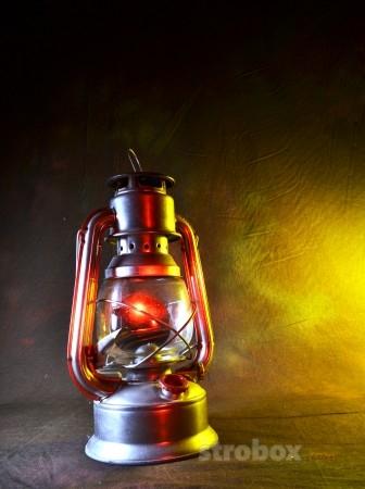 В кадре лампа аладина - как сделать сказку