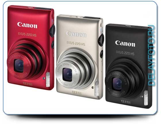 Как выбрать цифровой фотоаппарат - Компактные цифровые фотокамеры