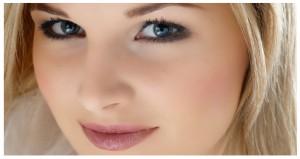 Профессиональная ретушь лица фотографии