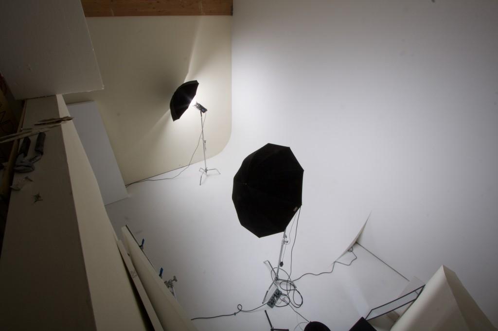 Размышления о домашней фотостудии