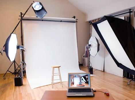 Бюджетная фотостудия своими руками 19