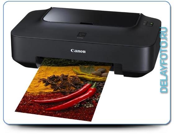 Фотопринтер Canon PIXMA iP2700