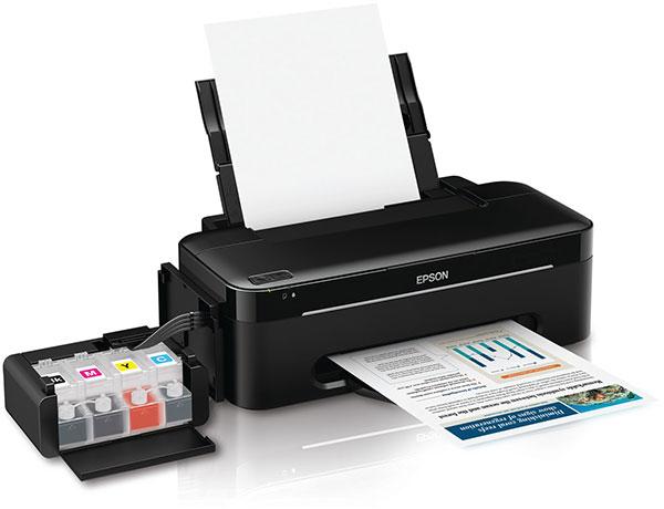Фотопринтер для печати дома Epson L100
