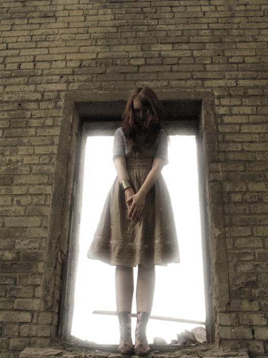 Фотосъемка в заброшенном здании