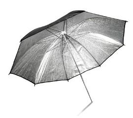 Фото зонт, обклеенный изнутри фальгой