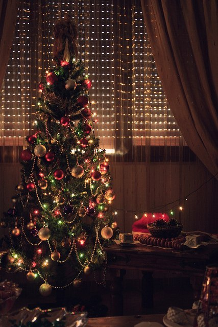 Рекомендации по фотосъемке новогодней елки