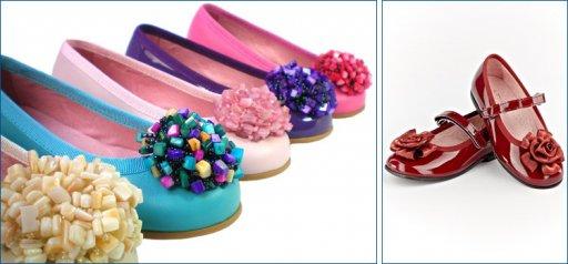 Коллаж из обуви покажет не только всю цветовую гамму обуви, но и все достоинства