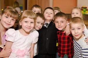 Фотосъемка детей в детском саду