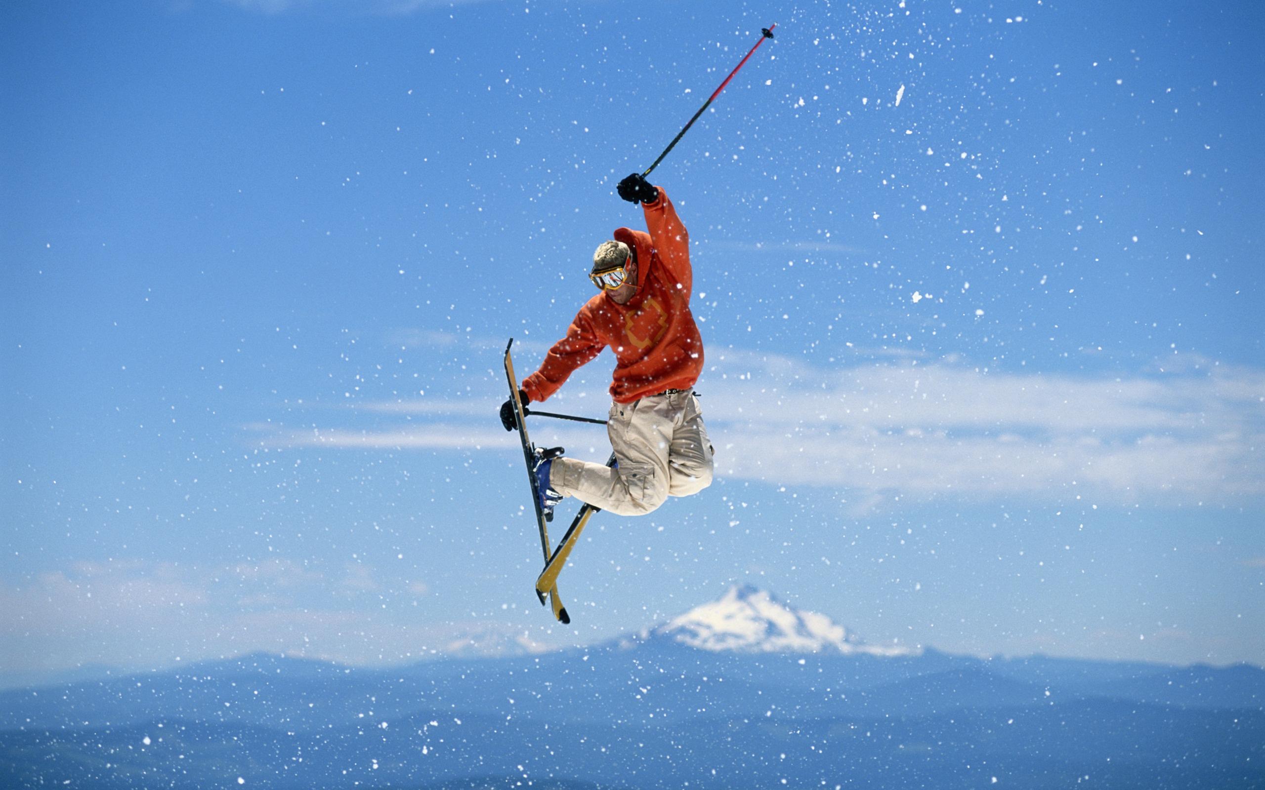 Фотосъемка людей на горных лыжах и сноуборде