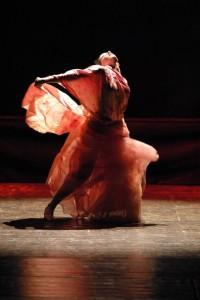 Как фотографировать танцующих людей