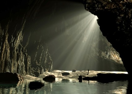 7 советов о том, как фотографировать в пещерах