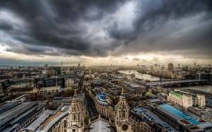 Особенности фотосъемки городского пейзажа