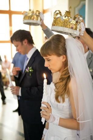 Советы по фотосъемке венчания и крещения в церкви