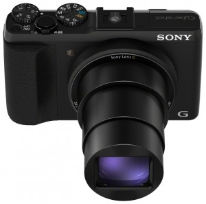 Sony Cyber-shot DSC-HX50 - фотокамера с богатыми возможностями фотосъеки