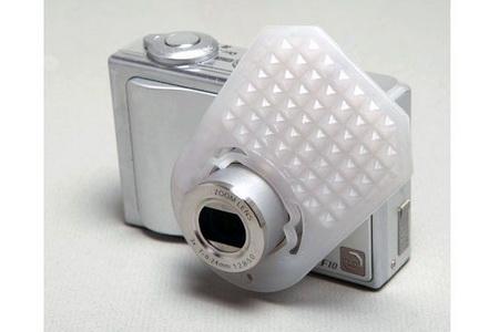 Рассеиватель для компактных камер