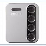 Стильная концептуальная камера Minox PX3D
