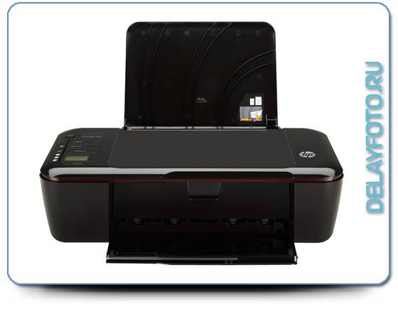 фотопринтеров HP DESKJET 3000 PRINTER J301A.