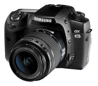 Универсальная фотокамера Samsung GX-20