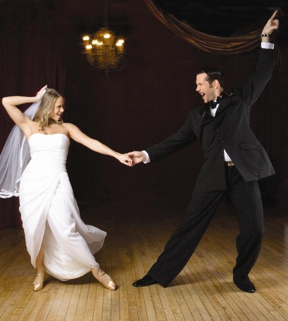 Как фотографировать танец жениха и невесты