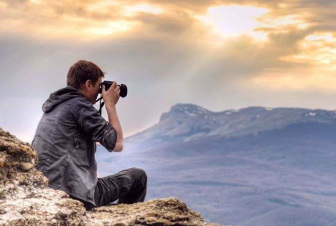 Правильно стройте композицию кадра – это залог качественной фотографии.