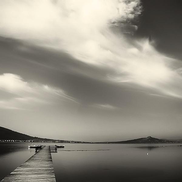Как сделать красивые черно-белые фотографии природы