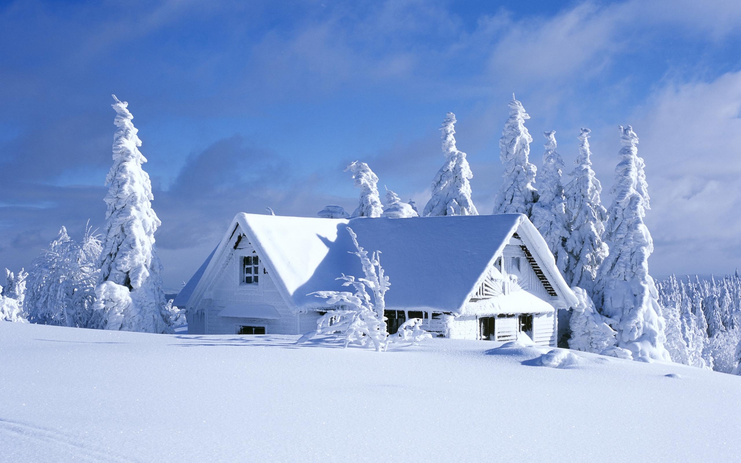 Особенности зимней фотосъемки