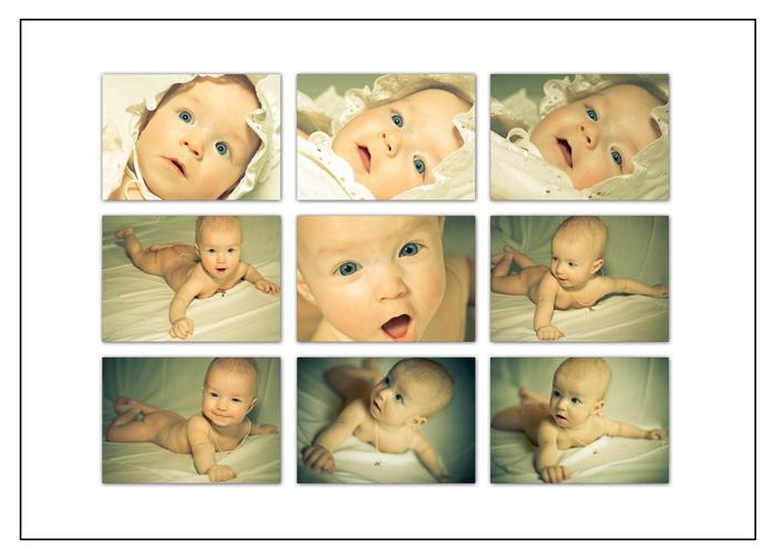 Создаем простой коллаж из нескольких фотографий в Фотошопе